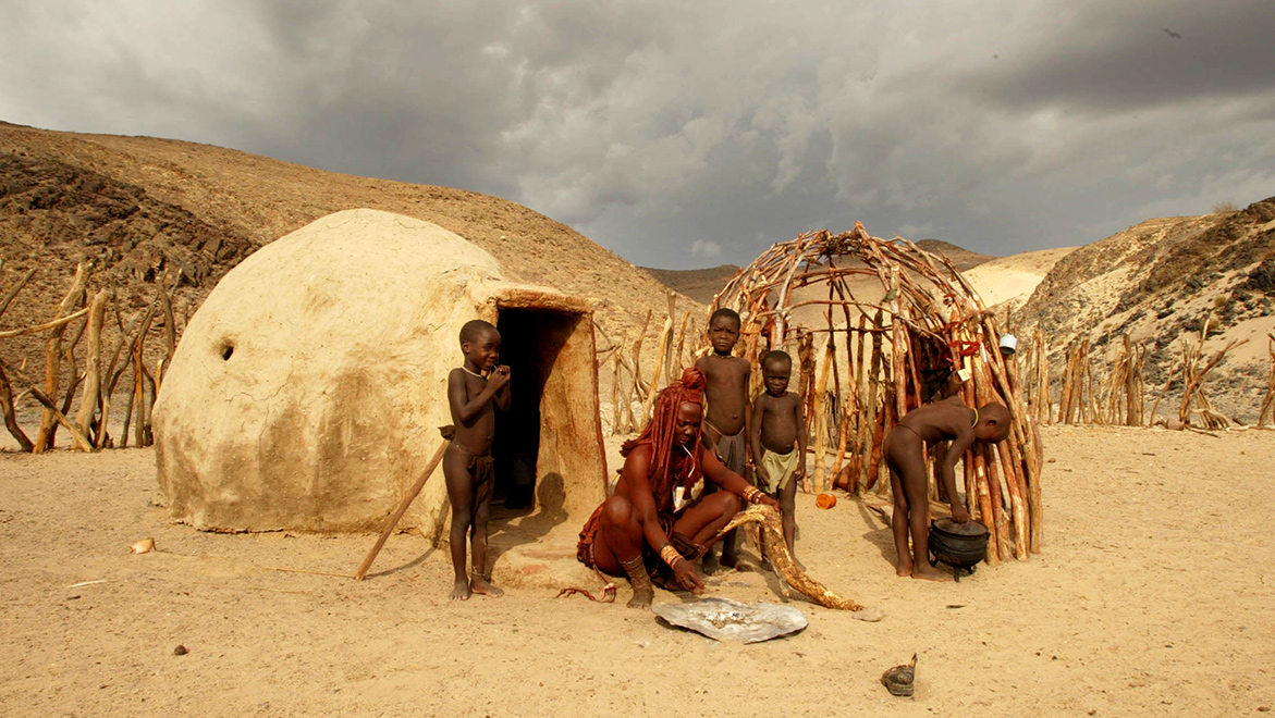 There's nothing voyeuristic about CSN's cultural exchanges – you are engaging with the company's Himba shareholders so discussions are mutually dignified and enjoyed by all parties