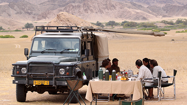 Conservancy Safaris Namibia Expeditions