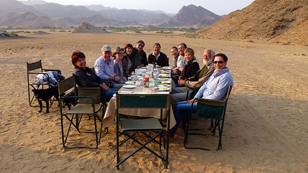 Conservancy Safaris Namibia - Our Team