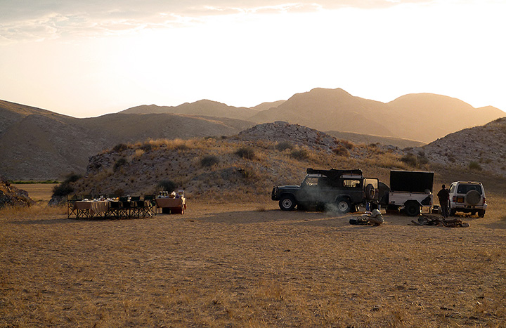 Conservancy Safaris Namibia - Expeditions